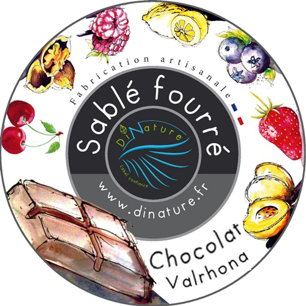 dinature Chocolat Valrhona grand 2020