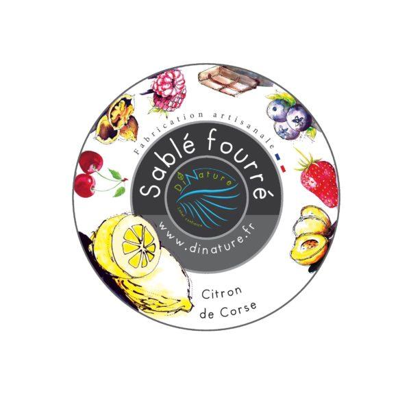 dinature Citron de Corse petit 2020