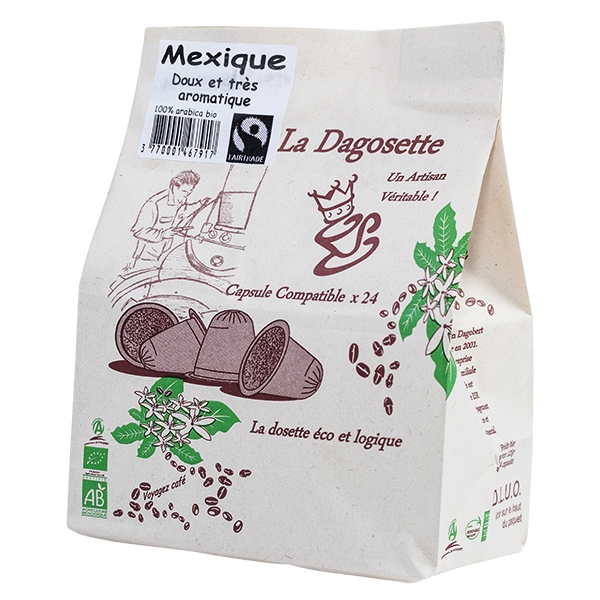 DiNature-DOSETTE MEXIQUE bio
