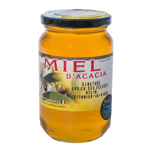 DiNature miel acacia 500g