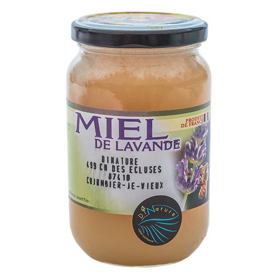 DiNature miel lavande provence 500g