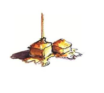 DiNature gateau Caramel petit