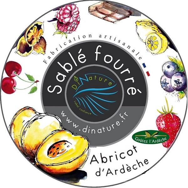 DiNature Abricot Bio d Ardèche grand 2020
