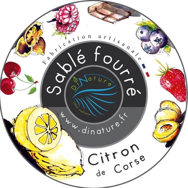 dinature Citron de Corse grand 2020