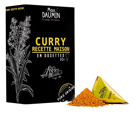 DiNature épices-curry Max Daumin