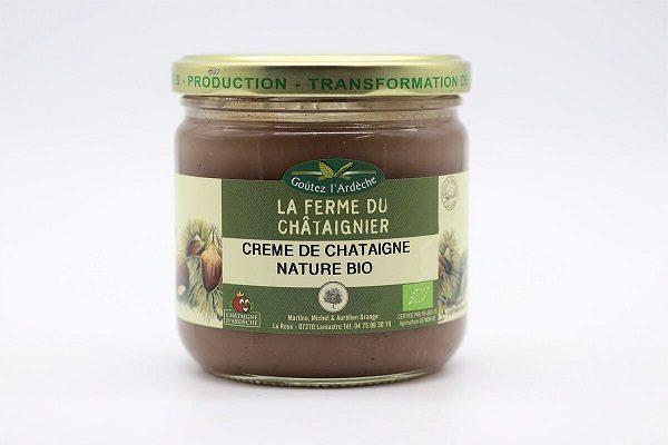 DiNature-creme-chataigne-bio-ardeche-aop-nature-400g